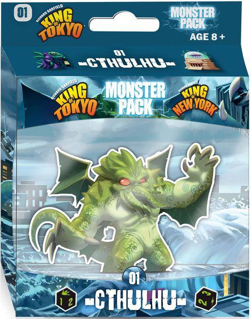 King of Tokyo: Monster Pack - Cthulhu (Extensie) - EN 0