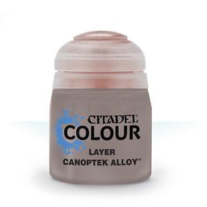 Layer: Canoptek Alloy - GW 0
