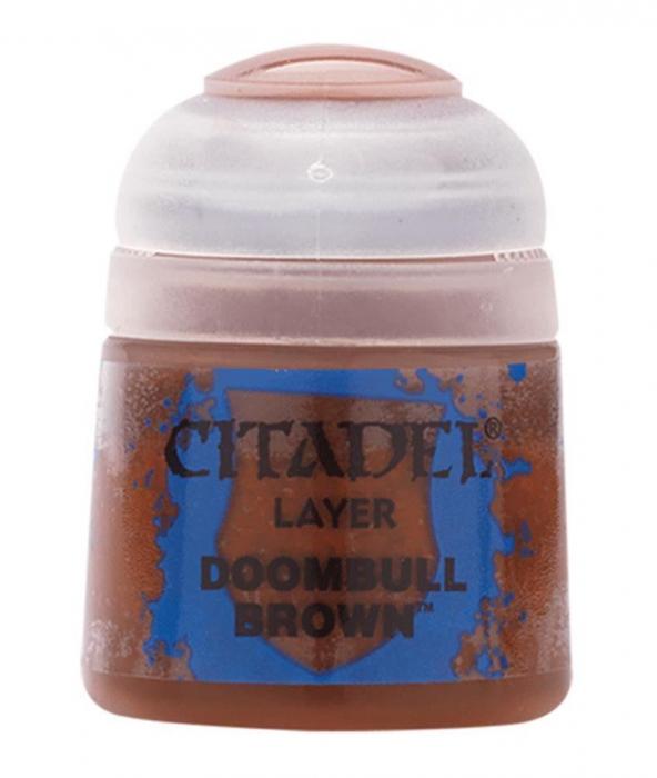 Layer: Doombull Brown 0