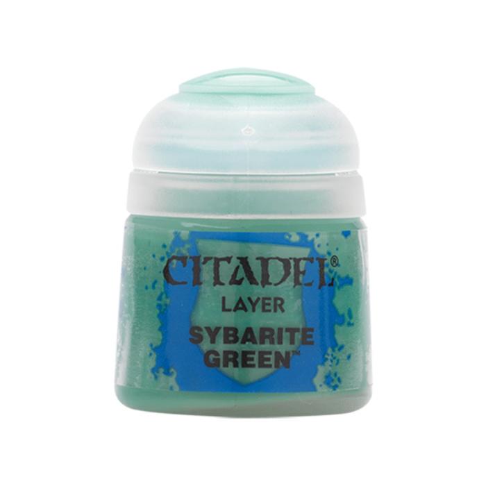Layer: Sybarite Green 0