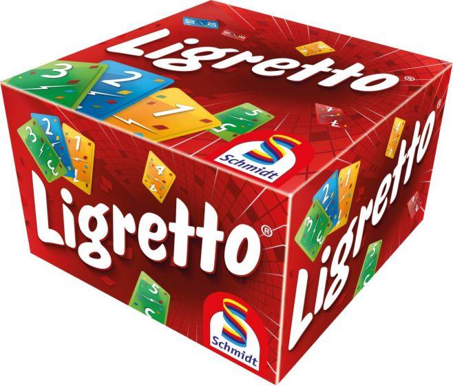 Ligretto Rosu 0