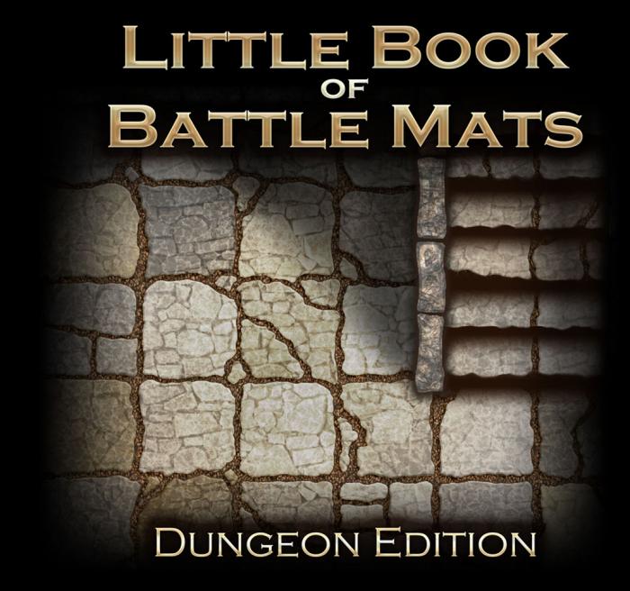 Little Book of Battle Mats - Dungeon Edition [0]