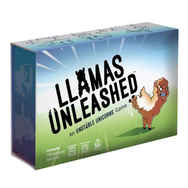 Llamas Unleashed 0