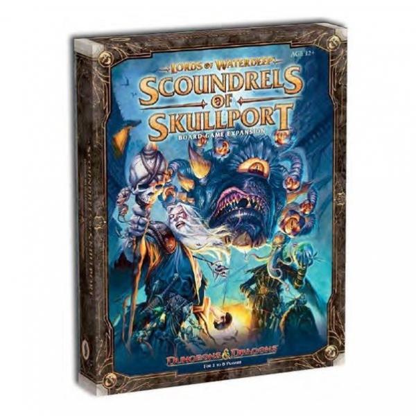 Lords of Waterdeep: Scoundrels of Skullport (Extensie) 0