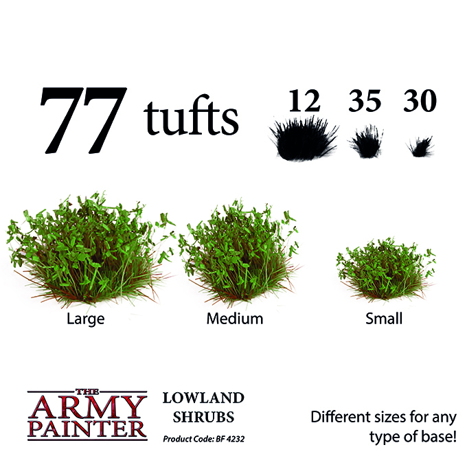 Lowland Shrubs - The Army Painter 2