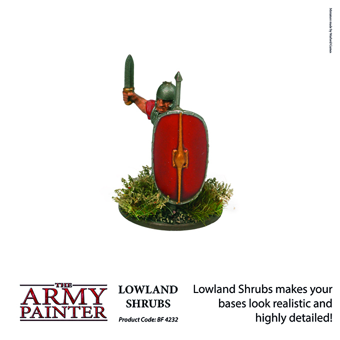 Lowland Shrubs - The Army Painter 4