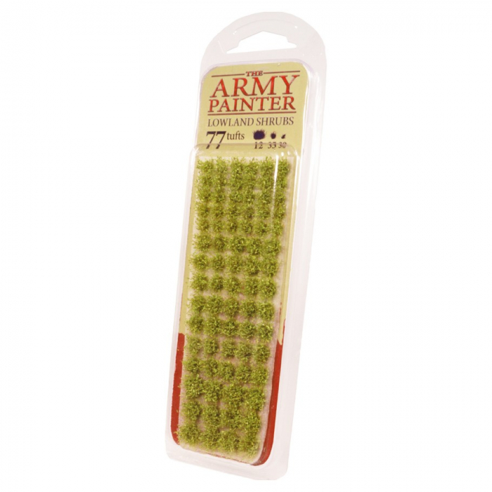 Lowland Shrubs - The Army Painter 0