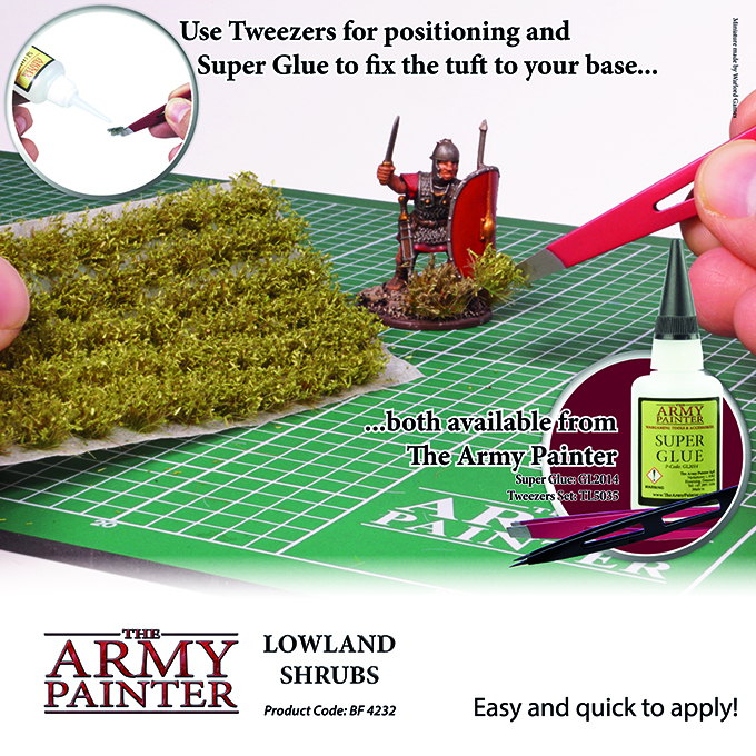 Lowland Shrubs - The Army Painter 3