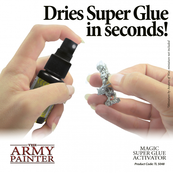 Magic Super Glue Activator 1
