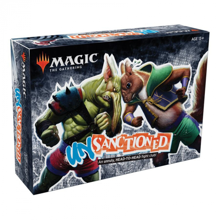 Magic The Gathering Unsanctioned 0