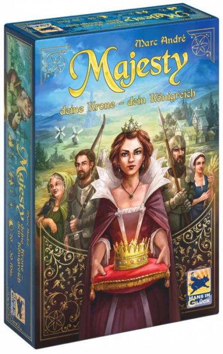 Majesty: Deine Krone, Dein Königreich - DE [0]