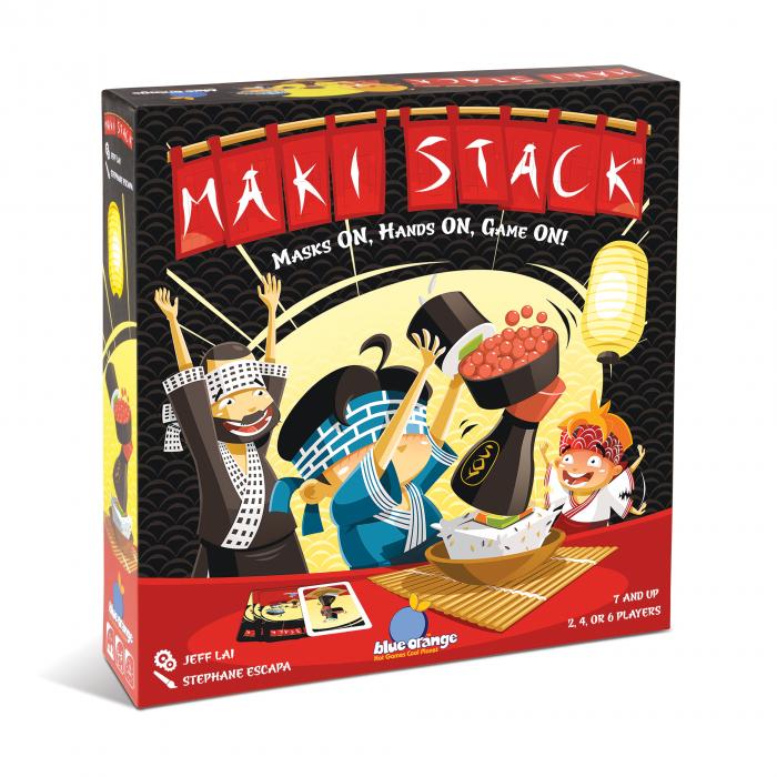 Maki Stack jocuri de societate 0