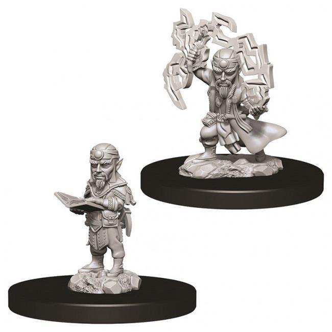 Male Gnome Sorcerer- Pathfinder Deep Cuts [0]