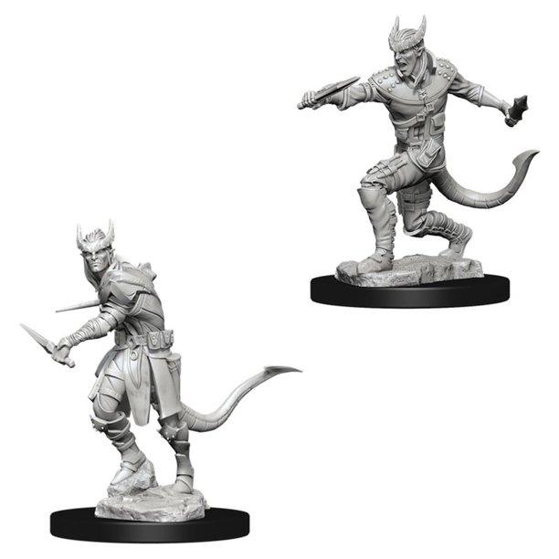 Male Tiefling Rogue - Nolzur's Marvelous Unpainted Miniatures 1