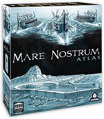 Mare Nostrum Atlas (Extensie) - EN 0