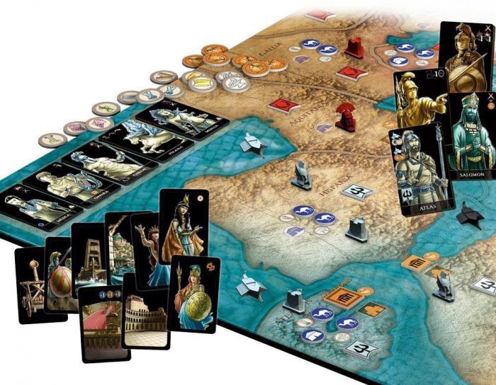 Mare Nostrum Atlas (Extensie) - EN 1