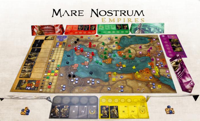 Mare Nostrum Empires 1