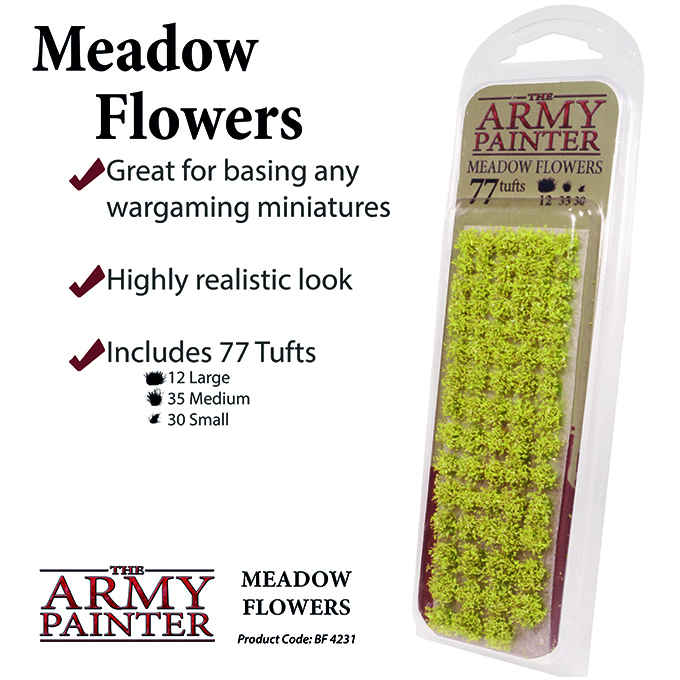 Meadow Flowers - The Army Painter 1