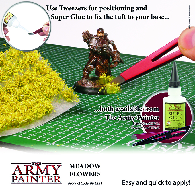 Meadow Flowers - The Army Painter 3