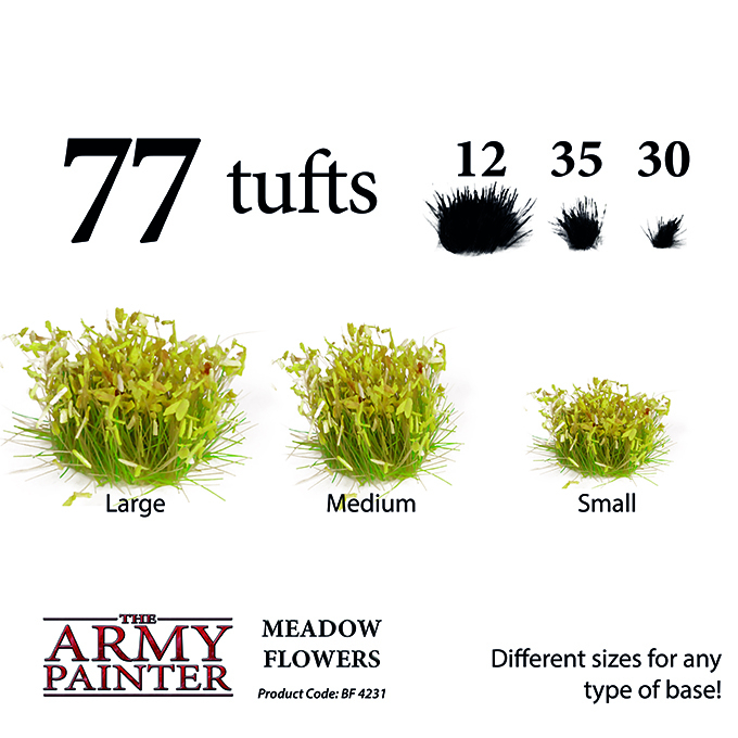 Meadow Flowers - The Army Painter 2