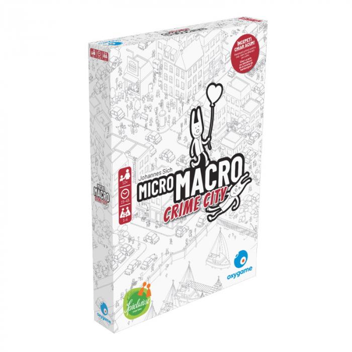 MicroMacro: Crime City - EN [0]
