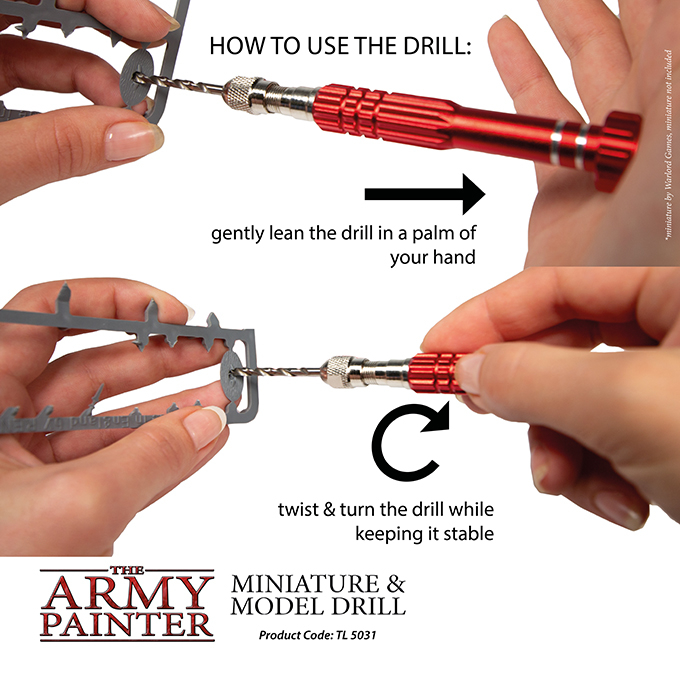Miniature and Model Drill - The Army Painter 5