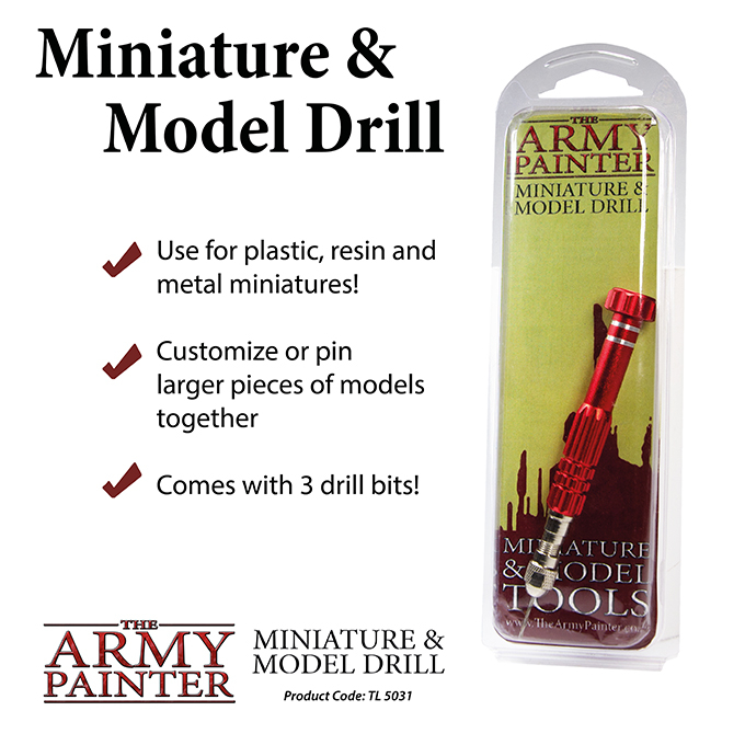 Miniature and Model Drill - The Army Painter 1
