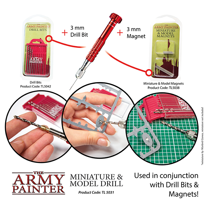 Miniature and Model Drill - The Army Painter 4