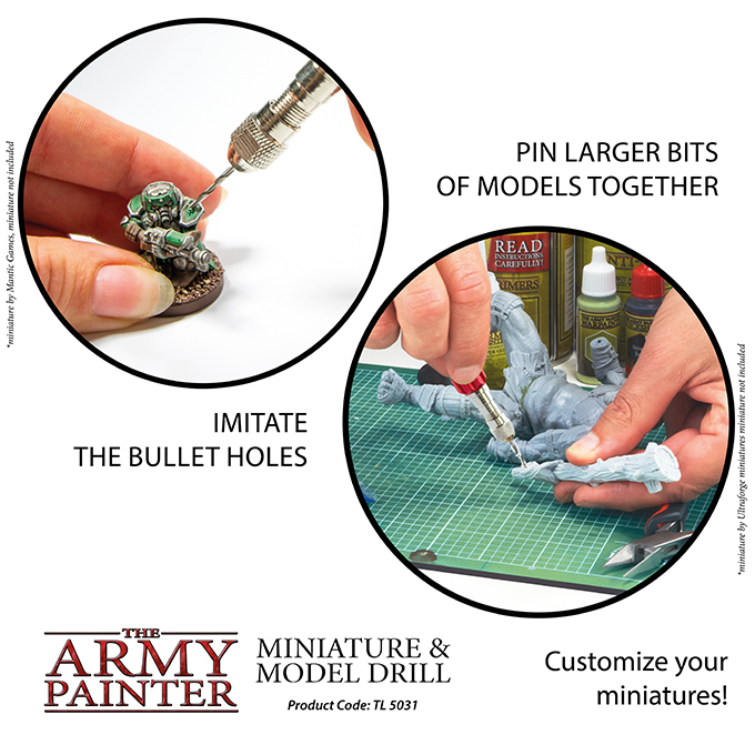 Miniature and Model Drill - The Army Painter 6