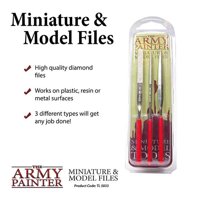 Miniature and Model Files 5