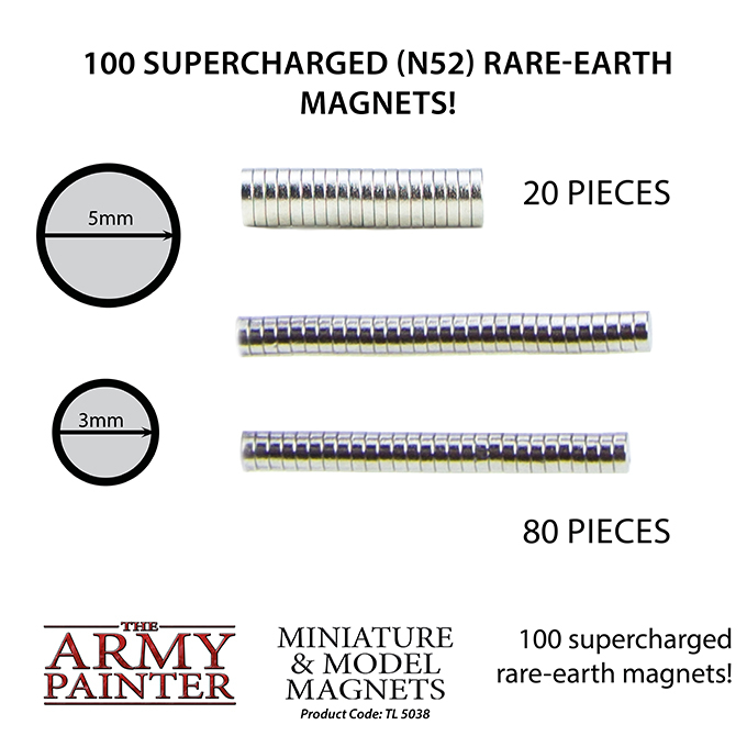 Miniature and Model Magnets 6