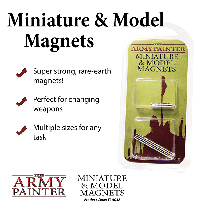 Miniature and Model Magnets 1