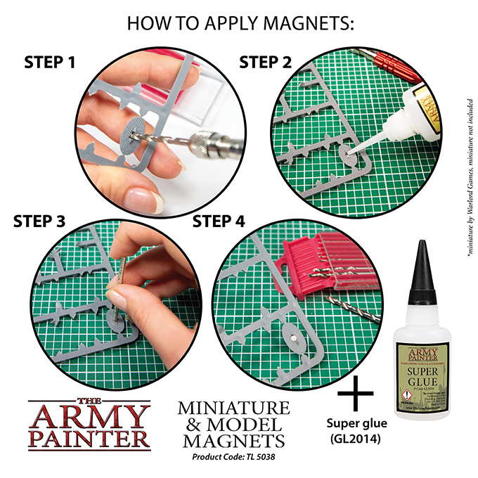 Miniature and Model Magnets 4
