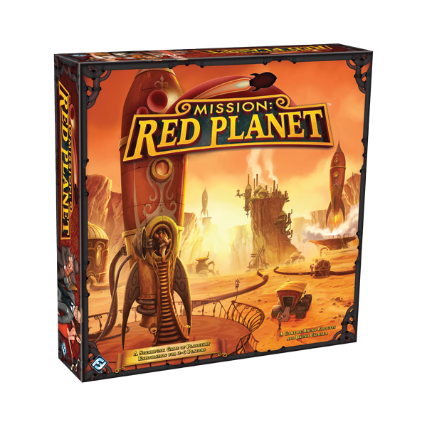 Mission: Red Planet 0
