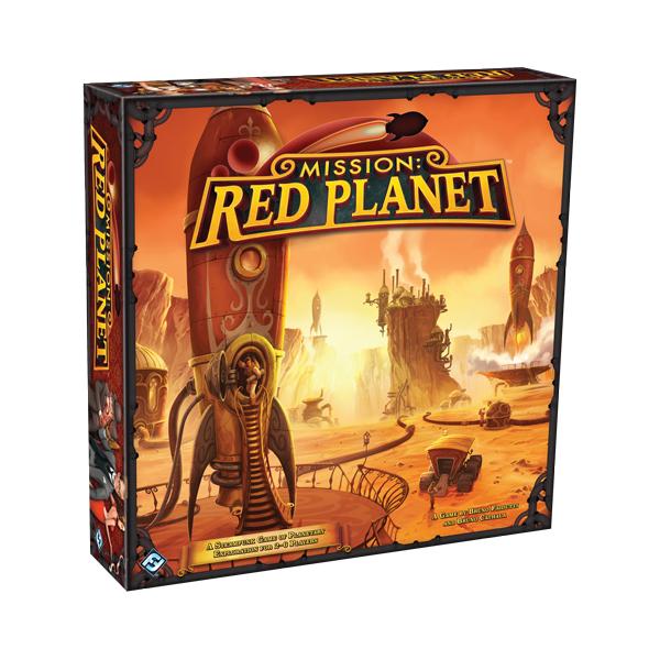Mission: Red Planet - EN 0