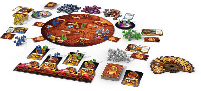 Mission: Red Planet 1