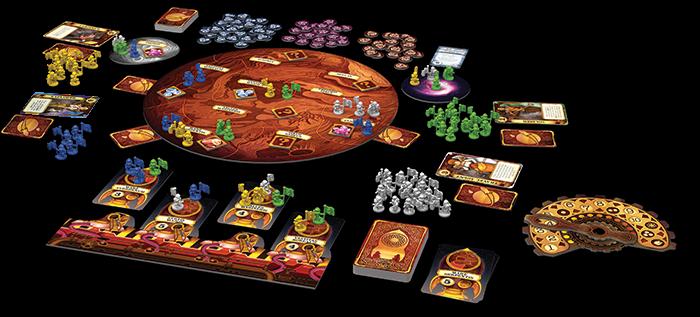 Mission: Red Planet - EN 1