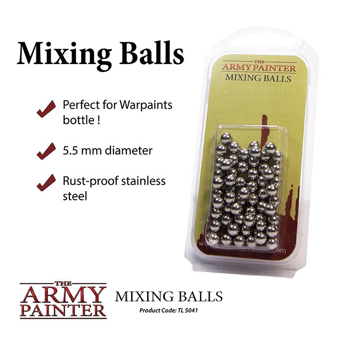 Mixing balls 5