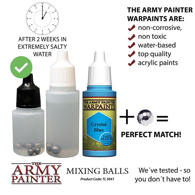 Mixing balls 2