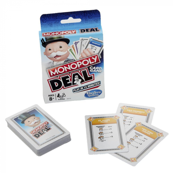 Monopoly Deal Card Game - EN [1]