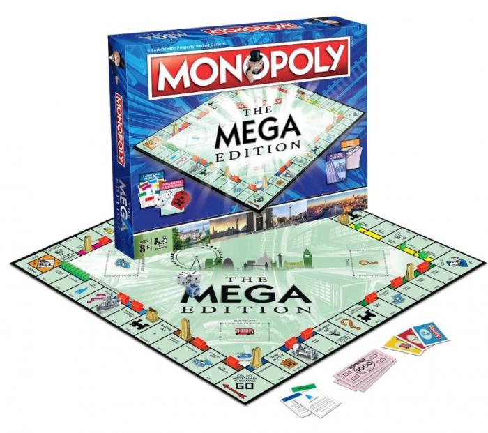 Monopoly Mega - EN 1