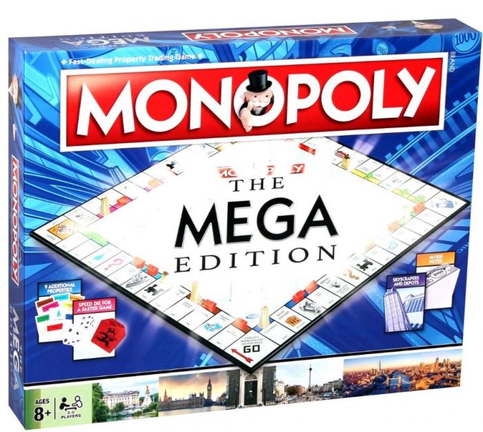 Monopoly Mega - EN 0