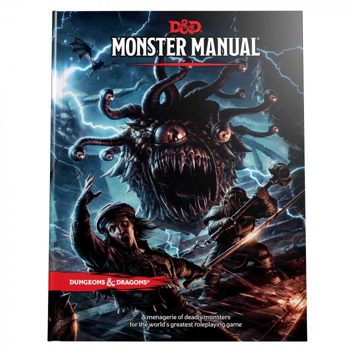 Monster Manual - EN 0