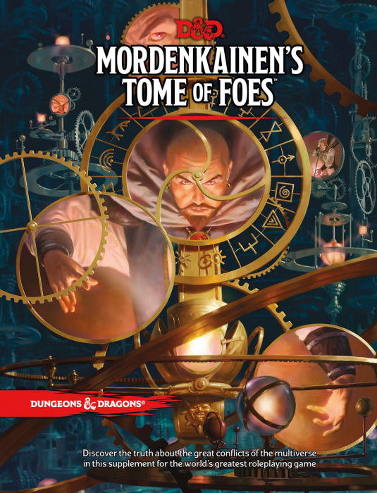 Mordekainen's Tome of Foes 0