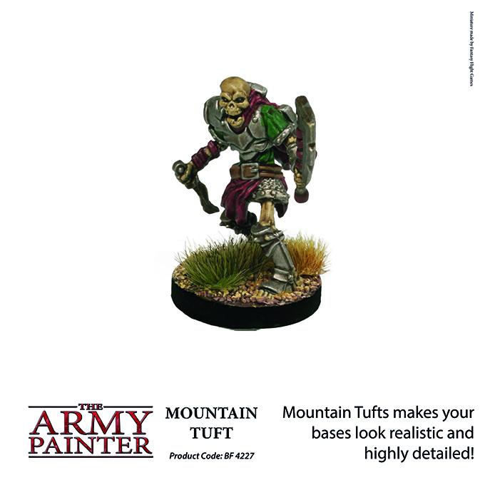 Mountain Tuft - The Army Painter 3