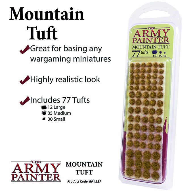 Mountain Tuft - The Army Painter 1