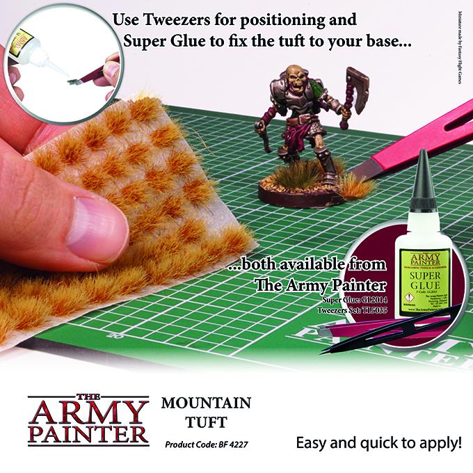 Mountain Tuft - The Army Painter 5