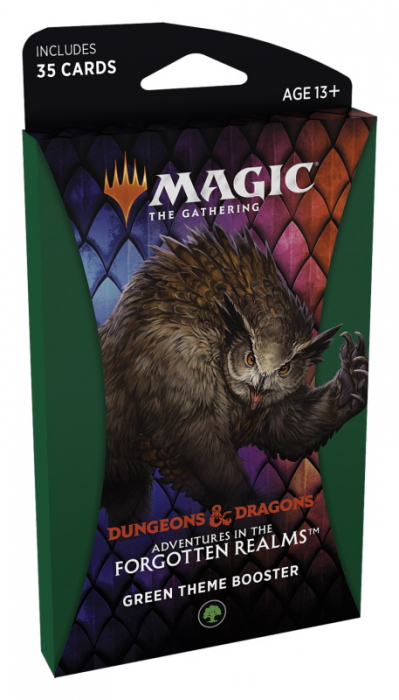 MTG Green Booster - Promo Pack [1]