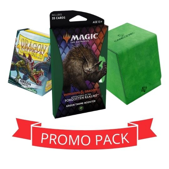 MTG Green Booster - Promo Pack [0]