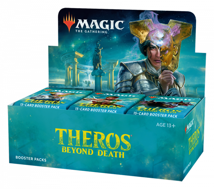 Theros: Beyond Death Booster 3